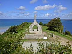Oratoire Notre-Dame-de-la-Garde... Saint-Cast-le-Guildo... (pierete ..(*_^)..) Tags: greatphotographers