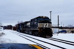 Norfolk Southern (Littlerailroader) Tags: railroad train trains transportation locomotive trainspotting locomotives railroads norfolksouthern railfans newenglandrailroads massachusettsrailroads