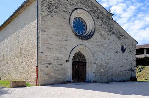 Pierrerue (Alpes de haute Provence), chapelle St-Pierre - 4