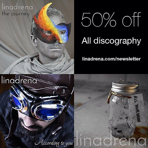 "Register to the Newsletter and get 50% off on all the music releases linadrena.com/newsletter #music #specials #rock #electro #linadrena • <a style=""font-size:0.8em;"" href=""http://www.flickr.com/photos/109300808@N06/26896395846/"" target=""_blank"">View on Flickr</a>"