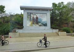 Young Kim Il-Sung (Daniel Brennwald) Tags: propaganda northkorea dprk kimilsung nordkorea pyongsong