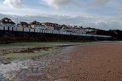 Preston (ancientlives) Tags: uk sunset england beach june evening seaside fuji devon tuesday preston beachhuts paignton 2016 23mm englishriviera fujix100s