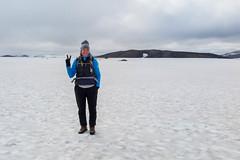Day 1: On the Laugavegur trail (soumit) Tags: trek iceland august hike icefield 2015 laugavegurinn laugavegurtrail alfifa trekis