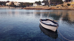 Evening Scene on the Water (Tim Cunningham's Images) Tags: spain ibiza balearics