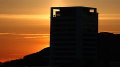 Bod, mai 2016 (Rune Lind) Tags: sun sol sommer silhouettes og mai midnight fint havet bod solnedgang vr hotell midnattsol 2016 vr silhoutes