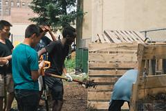 HarlemGrown-28 (United Nations International School) Tags: school students gardening farming volunteer unis composting harlemgrown