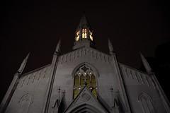 Parroquia San Vicente Ferrer (nojustiniano) Tags: san iglesia cruz vicente ferrer parroquia godoy