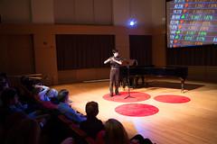 TEDxDeerfieldAcademy 2016 -168.jpg (Deerfield Academy) Tags: risk studentspeakers tedx tedxdeerfieldacademy concerthall slideshow speakingevent