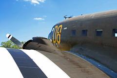 Looking Back - Douglas C-47 (N15SJ) (dlberek) Tags: nose secondchance skytrain dakota douglasc47 n15sj