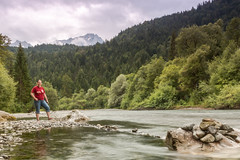 Hiking through the bavarian alps! (HolySmokes Photography) Tags: adventure alps bavaria europe exploration garmisch germany mountains river scenic summer travel me nature refreshing water
