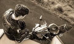 YAMAHA driver (driver Photographer) Tags:   aprilia cagiva honda kawasaki husqvarna ktm simson suzuki yamaha ducati daytona buell motoguzzi triumph bmv driver motorcycle leathers dainese