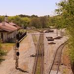 Decatur, AL Passenger Depot (Pedestrian bridge view) thumbnail