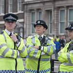 "Group of police officers<a href=""http://www.flickr.com/photos/28211982@N07/29808417226/"" target=""_blank"">View on Flickr</a>"