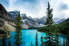 Day 4 - Moraine Lake (Siyuant) Tags: banff national park moraine lake valley 10 ten peaks