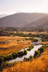 Sunrise (Images by Abby Leigh) Tags: california travel light shadow mountains nature beautiful beauty sunrise river gold golden natural wanderlust adventure threerivers