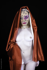 Talebana # 22 (Marco Lugli) Tags: woman nude violence burka privation