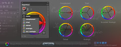 Tip#21: MagicPicker color schemes in Photoshop and Illustrator (colorwheels) Tags: cloud color art photoshop photography design graphicdesign background creative cc tricks digitalpainting adobe software painter tips plugin illustrator panels extension suite wacom tool tutorial foreground colorwheel triad analogic picker cs3 cs4 hints colorpalette complement colorpicker accented cs6 colorschemes tetrad cs5 digitalartist colorschanging magicpicker photoshoppanel anastasiycom photoshopcolorwheel anastasiy graphictool photoshoppalette graphicdesignsoftware cc2014