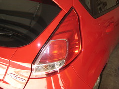 2013 Ford Fiesta Hatchback - Tail Light Housing - Changing Brake, Rear Turn Signal & Reverse Bulbs (paul79uf) Tags: light ford lamp turn diy fiesta tail rear steps number part howto bulbs instructions brake reverse signal 2009 tutorial 2012 2010 2014 2103 2015 2011
