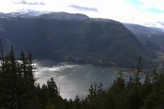 Cameron Lake (Walter Moar) Tags: hiking cameronlake mountwesley