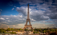 IMG_2850 (shantanu.16) Tags: camera city travel bridge paris color detail reflection architecture canon river photography evening europe exposure cityscape random louvre bridges eu sigma eiffel explore roads 70d