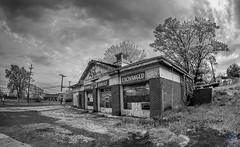 Infrared Repair Shop (dfromal) Tags: may single 2015 pentaxsmcda1017mm pentaxk5 ridleyparkpa singleinmay