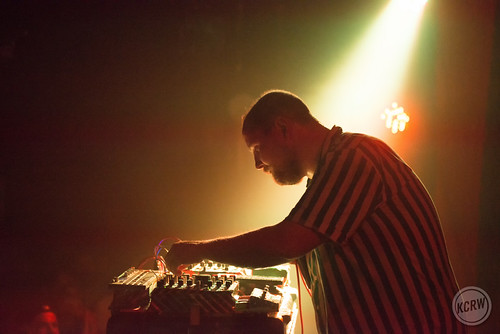 KCRW Presents Dan Deacon at The Echoplex live on May 1st, 2015