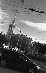 img1267 (Thelightnote) Tags: red pentax russia apx100 spotmatic agfa sevastopol crimea supertakumar kenko 5518 r1sr60