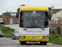 Waverley 21 (Coco the Jerzee Busman) Tags: uk bus islands coach jersey channel waverley
