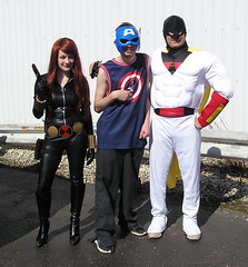 Free Comic Book Day 2015 (Vinny Gragg) Tags: costumes girls girl comics dc costume illinois cosplay comicbook superhero spaceghost comicbooks blackwidow dccomics superheroes freecomicbookday marvel captainamerica marvelcomics prettygirls avengers villian villians marveluniverse prettywoman avenger plainfield grahamcrackers sexywoman hannabarbera supervillian theblackwidow supervillians mightyavengers plainfieldillinois grahamcrackerscomics freecomicbookday2015