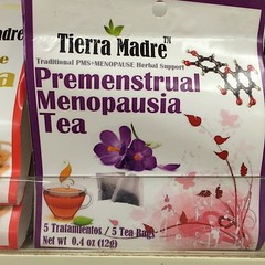 Herbal Tea for PMS and Menopause (booboo_babies) Tags: square tea spanish health espanol squareformat herbal pms menopause womenshealth gyn iphoneography instagramapp uploaded:by=instagram