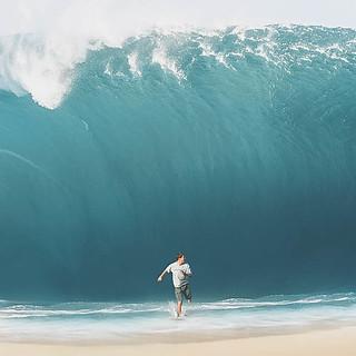 Rogue Wave!!
