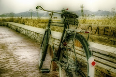 The classic bicycle (explored 2015/05/26) (Fnikos) Tags: classic bicycle bicicleta clásica