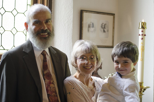 Zane Davidson Wilson Baptism