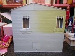 totally real fold up house c (wpnschick) Tags: mattel barbiehouse totallyrealfolduphouse