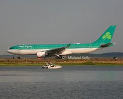 Aer Lingus                                  Airbus A330                          EI-LAX (Flame1958) Tags: 330 airbus loganairport aerlingus a330 bostonloganairport 0214 2014 airbusa330 bostonlogan eilax aerlingusa330 170214