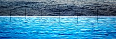 The Water Divide (Martin Snicer Photography) Tags: ocean water pool bondi 50mm 6d bondiicebergs