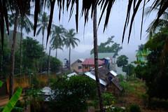 (Valerio Soncini) Tags: storm green beach rain philippines drop ph regen tropfen elnido philippinen sturm sooc corongcorong pilippinen mimaropa