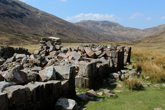 Lairigmr (Walruscharmer) Tags: scotland highlands ruin glen westhighlandway invernessshire nationaltrail tommeadhoin alltnalairigemhoir