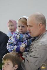 54. Paschal Prayer Service in Svyatogorsk / Пасхальный молебен в соборном храме г. Святогорска