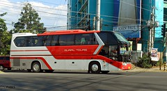 Rural Tours (Monkey D. Luffy 2) Tags: road city bus public photography photo coach nikon philippines transport vehicles transportation coolpix vehicle society davao coaches tr philippine dcity enthusiasts kinglong yuchai philbes longwei xmq6129y5