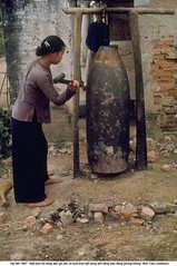 5571379 (ngao5) Tags: woman alarm us no politics vietnam used equipment viet revolution bomb bombs thanh defense ammunition forces hammering civilian hoa peasant sections armed dud cong timeincnotown thanhhoa 5571379
