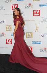 Dani Wales (Eva Rinaldi Celebrity and Live Music Photographer) Tags: 58th tv week crown annual awards palladium logie