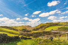 We'll Keep A Welcome 1 (Steve Purnell Photography) Tags: trees sky wales clouds village unitedkingdom mining valleys caerphilly deri bargoed welshvalleys miningvillage welshlandscapes welshminingvillage collierysites