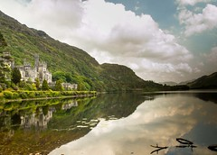 Kylemore Abbey (excession18) Tags: landscape scenery connemara 2016