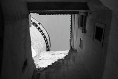 castillo-castle-S.XVI-bw-detail-DSC_0201-W (taocgs) Tags: bw espaa detalle detail castle andaluca spain arquitectura antique bn granada castillo architectura lacalahorra antigo sxvi