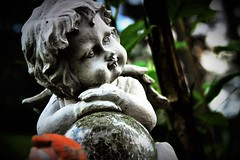 (Perfect Day_) Tags: nature angel outdoor angels figure cherub cherubs canoneos600d