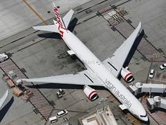 Virgin Australia Boeing 777-3ZG/ER VH-VPD (Mark Harris photography) Tags: plane canon la aircraft aviation lax spotting