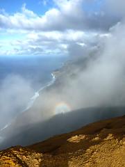 Fogbow (PGor) Tags: kauai napali fogbow