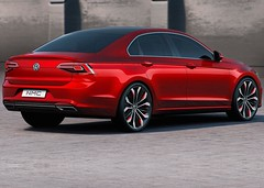 Volkswagen New Midsize Coupe