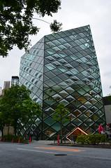 Omotesando - Palazzo Prada (Tokyo - Japan) (grillopotamo82) Tags: japan skyline tokyo grattacielo giappone